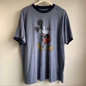 Disney Mickey Mouse graphic Vintage style size XL
